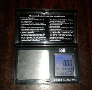timbangan digital 2 digit