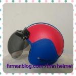 helm bogo bitu merah