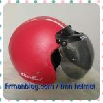 helm bogo merah